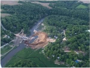 Dam-AerialView