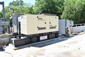 Dam-Generator